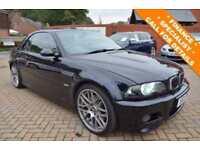 2002 BMW M3 3.2 M3 2D 338 BHP