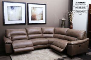 BRAND NEW FABRIC SECTIONAL SOFA FOR SALE
