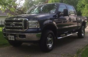 2006 F350 5.4 4x4 crew 6.5 foot bed - For Sale