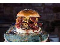 Head Chef Shoreditch Burger Restaurant