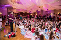 Magician For Hire Booking Christmas Show