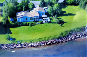 Waterfront PEI Home For Sale