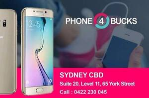 GALAXY S6 32GB Used WHITE  colour is for sale Sydney City Inner Sydney Preview