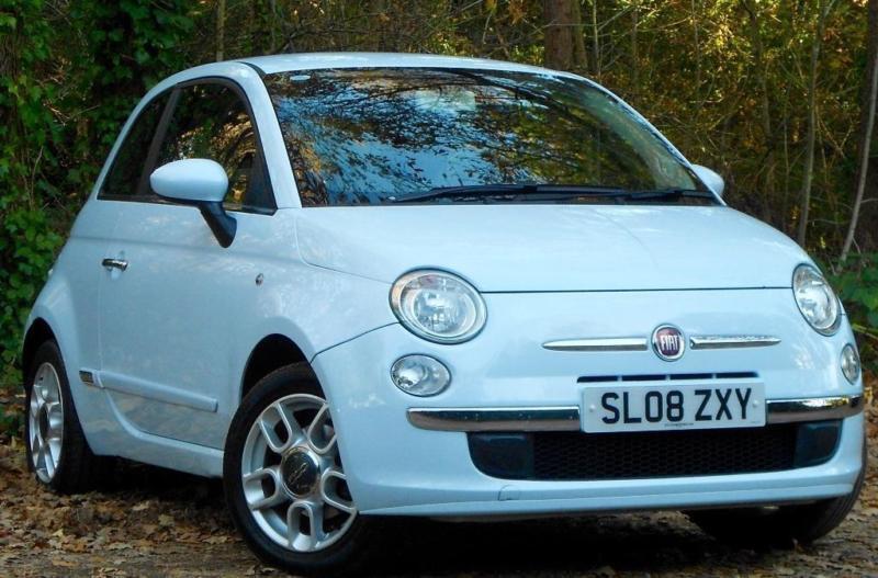 2008 Fiat 500 1.4 16v Pop 3dr