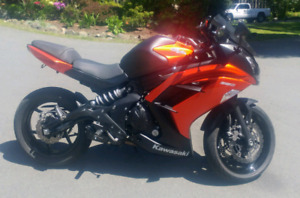 2014 Ninja 650 ABS **REDUCED PRICE, MUST SELL