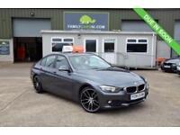 2014 64 BMW 3 SERIES 2.0 320D EFFICIENT DYNAMICS BUSINESS 4D AUTO 161 BHP DIESEL