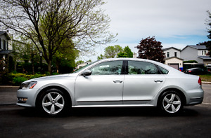 2012 Volkswagen Passat Highline Berline