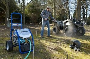 2015 Yamaha Power PW3028 PRESSURE WASHER