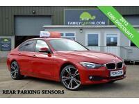 2013 BMW 3 SERIES 2.0 316D SE 4D 114 BHP DIESEL