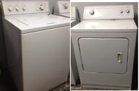 WASHER & DRYER FOR SALE - $50 EACH