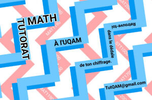 Tutorat mathématique à l'UQAM