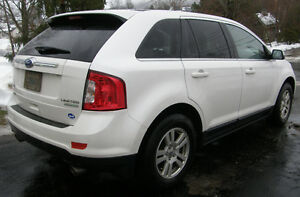 2012 Ford Edge Limited SUV, Crossover
