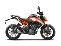 Brand New 2018 KTM Duke 125 0% APR 24 MonthsFrom £3995