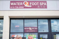 Pro Foot Spa(Water Q Spa)