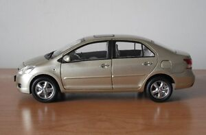 2006 - 2011 TOYOTA YARIS sedan 1/18 diecast