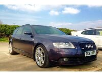 2007 (57) Audi A6 Le Mans 2.7 TDI Avant - 12 Months MOT - FSH - High Specification