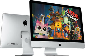 ★ LIQUIDATION iMac 21.5'' Intel i5 2.86 GHz-6 G-1 000 G à 699 $