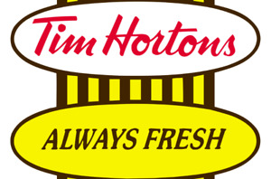Shell Gas Station+ Tim Hortons+ Business