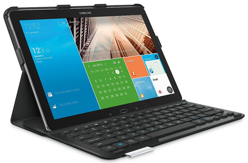 Logitech Keyboard Case for Samsung Galaxy Tab Pro