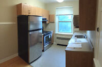 1 Bedroom on Broadway. Available September 1st.