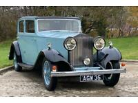 1933 Rolls-Royce 20/25 Thrupp & Maberly Sports Saloon