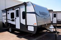 2017 Keystone Springdale Summerland Mini 1800