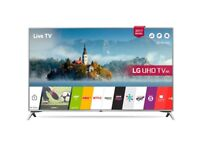 LG ULTRA HD 4K Smart TV FREE DPD NEXT DAY DELIVERY NATIONWIDE