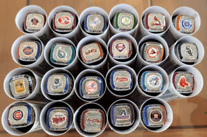 Cash Paid Coors Light Beer World Series Baseball Rings Molson