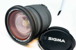 Sigma Zoom Wide Angle-Standard 24-60mm f/2.8 EX DG (for Nikon)