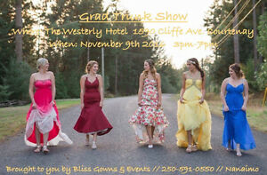 Grad Trunk Show Campbell River Comox Valley Area image 1