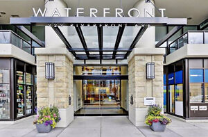 Downtown Waterfront Eau Claire Condo Studio FOR RENT