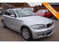 2006 06 BMW 1 SERIES 2.0 118D SE 5D 121 BHP DIESEL