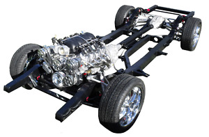 55-57 Chevy BelAir Chassis - Year End Inventory Clearance!