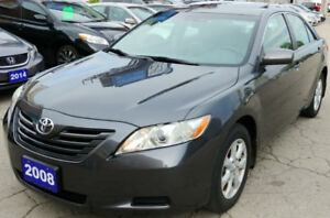 2008 Toyota Camry LE Leather 4 Cylinder