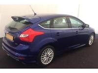 Ford Focus 1.6 SCTi ( 182ps ) 2014MY Zetec S FROM £45 PER WEEK!