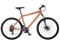 Landrover orange G4 mountain bike needed