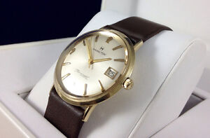 Vintage Hamilton Thin-o-matic - 10k Gold Filled Downtown-West End Greater Vancouver Area image 4
