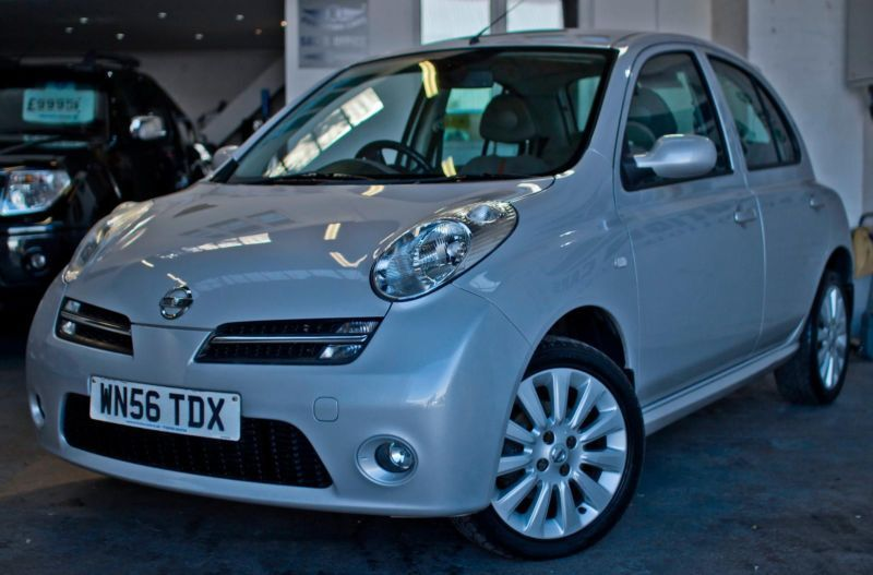 2006 nissan micra active luxury 1 5 dci rare with incredible spec hatchback die in cardiff. Black Bedroom Furniture Sets. Home Design Ideas