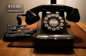 UNLIMITED CALLING @ $13.95 TO 60 COUNTRIES INCLUDING INDIA,UK.
