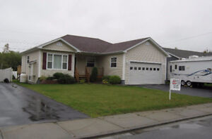 Newer House for Rent in Gander