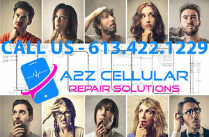 CELL PHONE REPAIRS★ON-THE-SITE★7DAYS A WEEK★613.422.1229