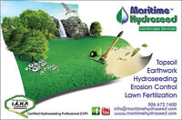 Certified Hydroseeding Professionals - Spring Promotion