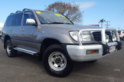 From $70* per week on finance 2002 Toyota LandCruiser GXL Westcourt Cairns City Preview