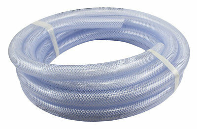 "BLUE TINT 1//4/"" ID x 3//8/"" OD x 100ft FDA APPROVED  /<510.03 TUBING PVC CLEAR"