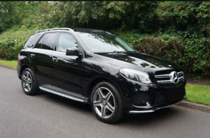 2016 Mercedes GLE. Showroom condition. Low Mileage!