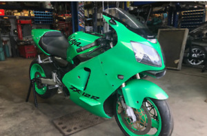 Front end zx12r