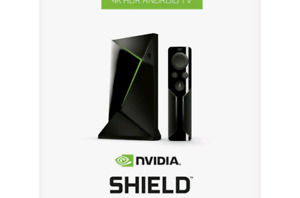 Nvida Shield fully loaded and ready to stream tv shows and movie