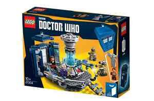 LEGO Ideas - Doctor Who (21304) - Retired - NEW