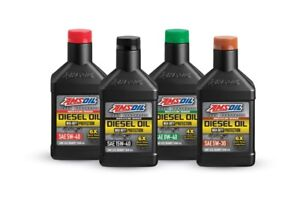 Max-Duty Synthetic Diesel Oils, Power Stroke, Duramax & Cummins