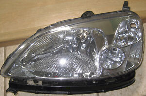 Front lamp  (oem)  driver side for 2001 Honda Civic .